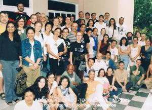 Council meeting in Colombia 2003