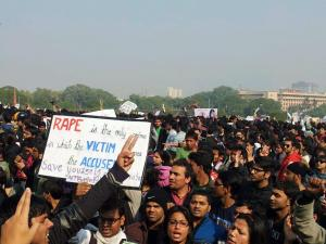 Protests in New Delhi, December 22nd and 23rd, 2012