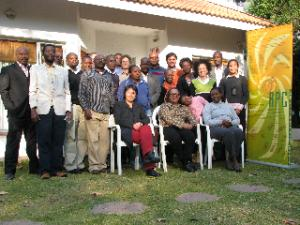 CICEWA workshop, Johannesburg, July 2008
