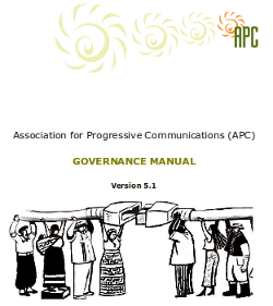 APC Governance Manual