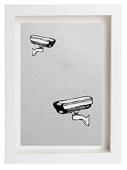 Surveillance, by finishing-school on Flickr (cc)