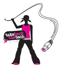 Take Back The Tech! logo