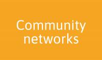 Acceso local y redes comunitarias