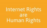 Los derechos en internet son derechos humanos