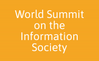 World Summit on the Information Society