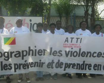 Gender-based violence in Congo-Brazzaville: APC News interviews Sylvie Niombo