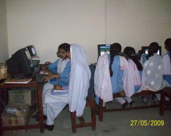 L'internet, écoliers et Pakistan rural : comment assurer le soutien de la communauté