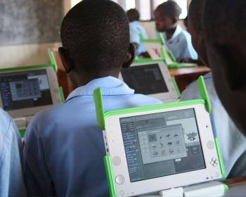 Inside the Digital Society: Lessons from little laptops