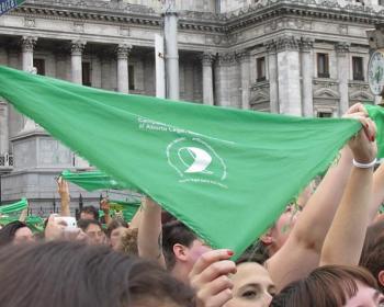 Los 15 de la campaña por el aborto legal: la Marea Verde no salió a las calles, pero inundó las redes
