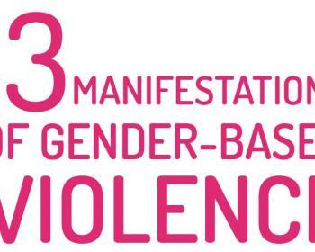 13 manifestations of gender-based violence using technology