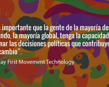 Sembrando cambios: May First sobre la convergencia entre tecnología y activismo directo