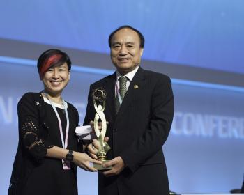 La campagne Réapproprie-toi la technologie! remporte le prix de l'UIT pour son utilisation des technologies au service de l'égalité de genre