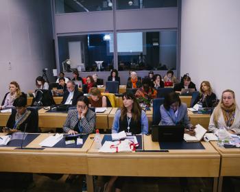 APC speaks at WSIS Forum 2015, Geneva