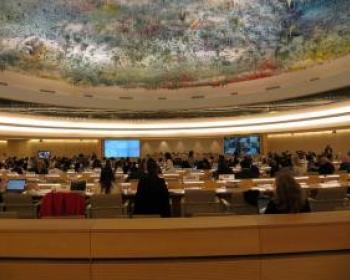 Declaración oral de APC sobre violencia contra las mujeres en el Consejo de Derechos Humanos de ONU