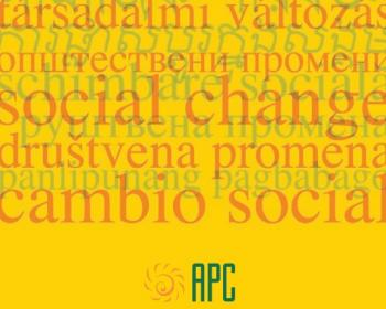 Informe de avance 2004-2008 de APC