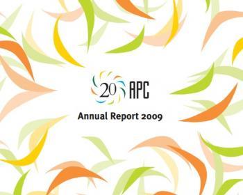 APC Annual Report 2009