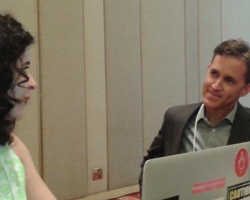 Entretien avec David Kaye, Rapporteur spécial de l'ONU, au sujet de la liberté d'expression et d'opinion