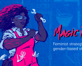 Take Back the Tech! Magic formulas: Feminist strategies against online gender-based violence
