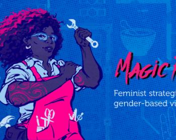 Take Back the Tech! Magic formulas: Feminist strategies against online gender-based violence