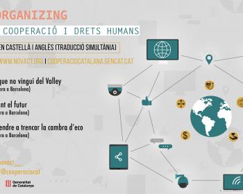 #DigitalOrganizing: pensando el uso de la tecnología frente a la pandemia y en defensa de los derechos humanos