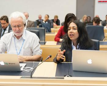 """WSIS 2016: """"On its own, internet access is not enough. Let's build greater social equality"""""""
