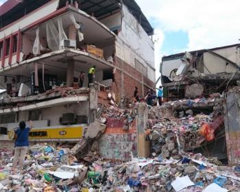 Cómo crear la primera red comunitaria de Ecuador tras un terremoto