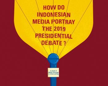 How Do Indonesian Media Portray the 2019 Presidential Debate?