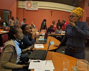L'Ecole Africaine sur la Gouvernance de l'Internet 2016 en images