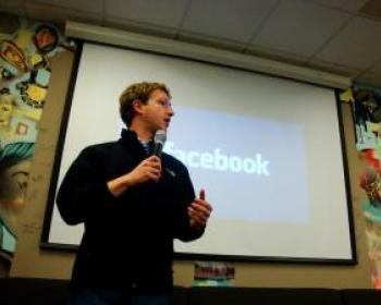 Inside the Information Society: Making his Mark. Why we should read Mark Zuckerberg