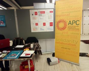 APC at the IGF 2017: Towards open, universal and affordable access to the internet for all people