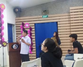 Closing distances and fuelling the Philippine internet governance community via remote participation at APrIGF 2018