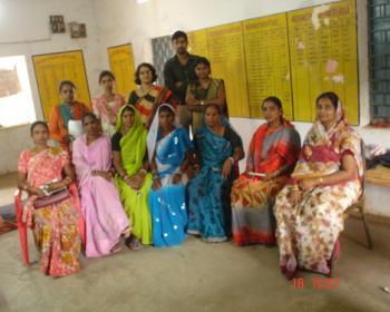 Una académica india lucha contra la discriminación de las mujeres en en el gobierno electrónico rural