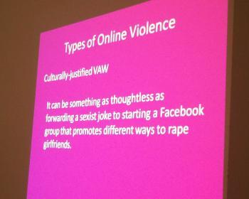 Les intermédiaires de l'internet et la violence envers les femmes en ligne