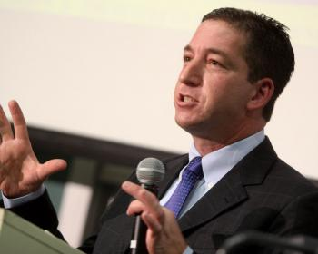 Open letter to Brazilian authorities on the charges against journalist Glenn Greenwald