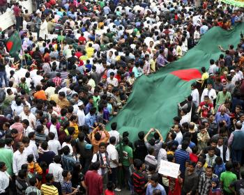 Rights organisation VOICE calls on Bangladeshi government to scrap repressive Digital Security Act