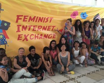 Féministes accros à la techno