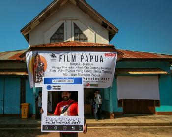 Papuan Voices: A video for change initiative enabling Papuans to tell their stories to the world