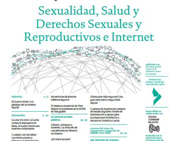 ARROW para el cambio: Sexualidad, salud y derechos sexuales y reproductivos e internet