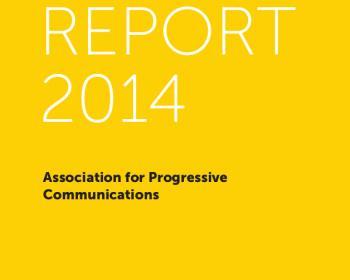 Rapport annuel d'APC 2014