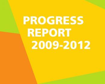 Rapport sur le progrès d'APC 2009 - 2012