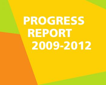 APC Progress Report 2009 - 2012