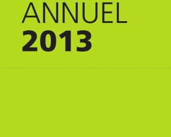 Rapport annuel d'APC 2013