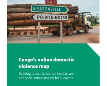 Republic of Congo: Building access to justice, health care and social rehabilitation for survivors