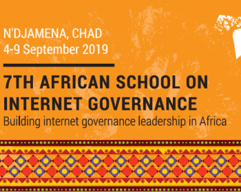 Seventh African School on Internet Governance to take place in N'Djamena, Chad, on 4-9 September