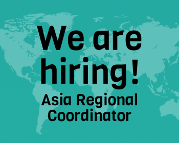 Job call: Asia regional coordinator – Connecting the unconnected