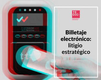 ¿Quiénes tienen acceso a nuestra información? Los riesgos del billetaje electrónico en Paraguay