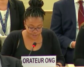 HRC 39: Calling on states to halt the dismantling of our human rights systems