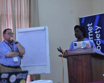 AfriSIG 2018: Overview of the Internet Society's Collaborative Internet Governance Project Workshop experience