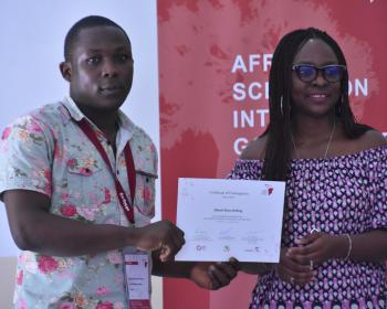 AfriSIG 2018: My experience and takeaways