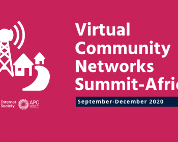 Virtual Summit on Community Networks in Africa